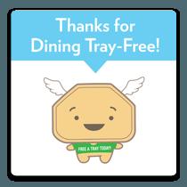 Dining Tray-Free