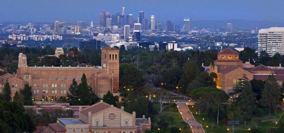 Ucla Sustainability Sustainability At Ucla Is An Effort That Brings Together The Work Of