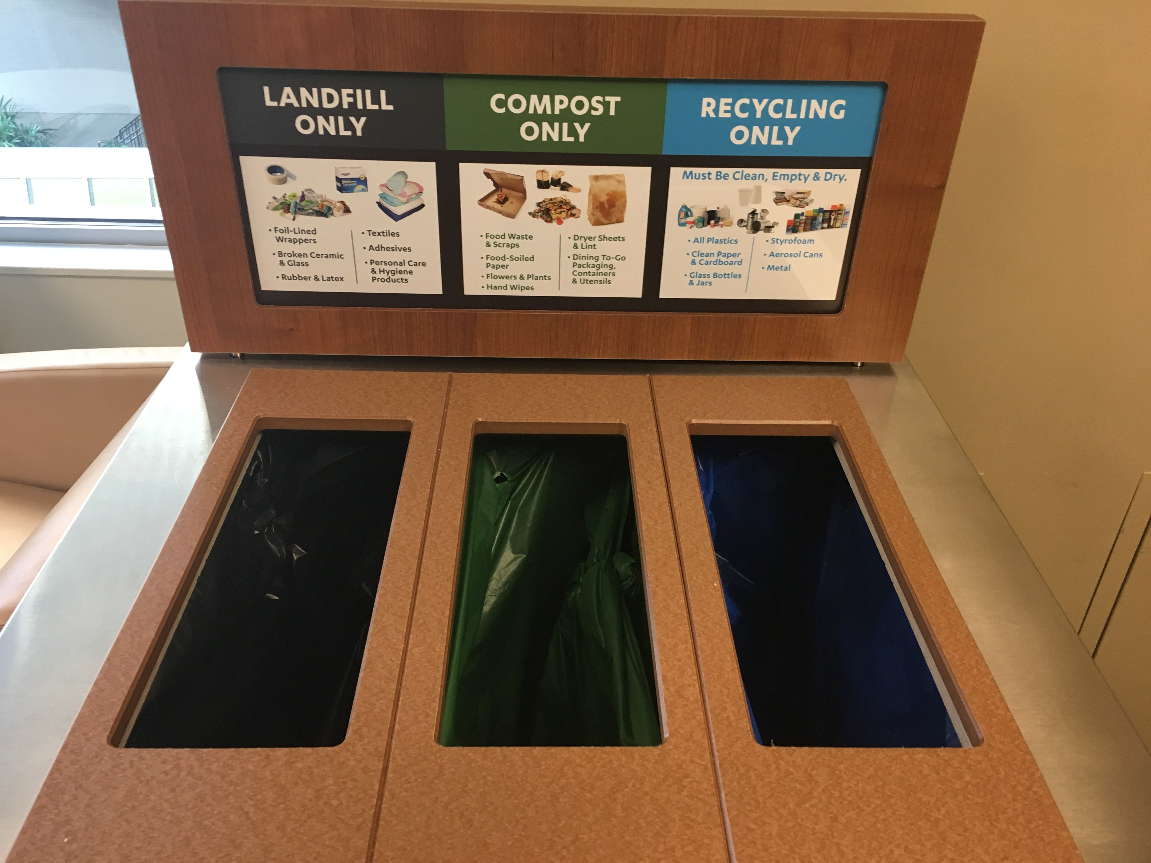 Composting and Recycling | UCLA SustainabilityUCLA