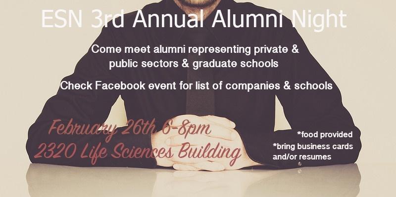 ESN Alumni Night